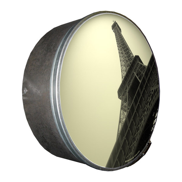 Trendy-Tub - Applique Torre Eiffel - 41 cm