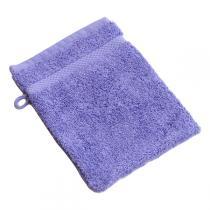 Anaé - Waschlappen aus Bio-Baumwolle in Lavendel