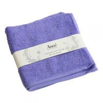 Anaé - Handtuch aus Bio-Baumwolle in Lavendel