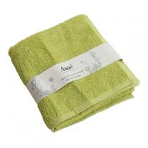 Anaé - Organic Cotton Towel - Lime Green