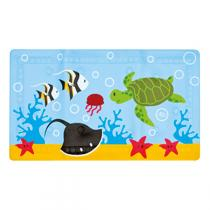 dBb Remond - Bathtub Mat Non-Slip with Turtle Motif