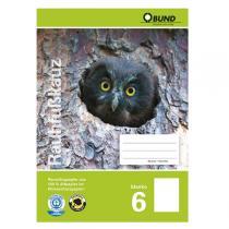 Eco Buro - Sketch Pad - Bund - A4 - 64 pages