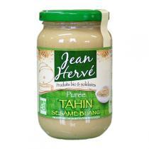Jean Hervé - Purée de sésame blanc TAHIN - 350g