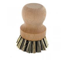 La Droguerie écologique - Fibre pots & pans bristle brush