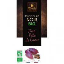 Moulin des Moines - Pure Pâte de Cacao BIO 100g