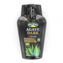 NaturGreen - Sirope de Agave Dark Botella 360 ml