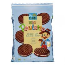 Pural - Biscuits  Bis'Paulette , lait et miel