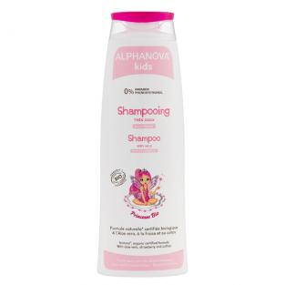 Alphanova - Alphanova Princess Bio Shampoo 200ml