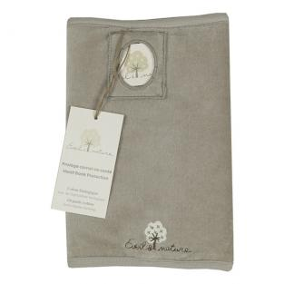 Eveil & Nature - Baby Health Record Cover Gift - Organic Cotton