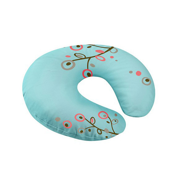 coussin d 39 allaitement turquoise petit mod le babymoov la r f rence bien tre bio. Black Bedroom Furniture Sets. Home Design Ideas