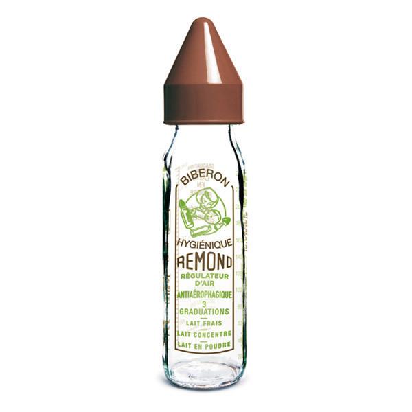 dBb Remond - Biberon 240 ml Vintage caucciù