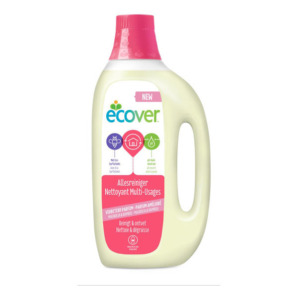 Ecover - Nettoyant multi-usages Magnolia et Bambou 1,5L