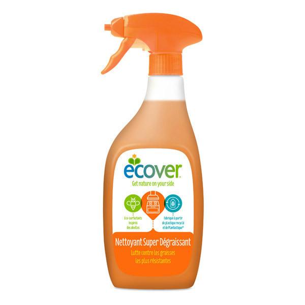 Ecover - Spray nettoyant super dégraissant 50cl