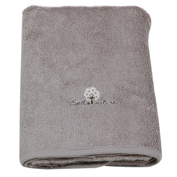 Eveil & Nature - Absorbant Organic Cotton Towel 50 x 90 cm