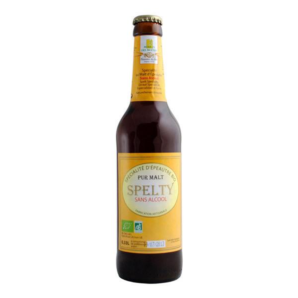 Bi re 0 alcool pur malt spelty 33cl moulin des moines - Alcool a friction ou acheter ...