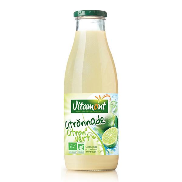 Vitamont - Citronnade Citrons Verts Bio 75cL