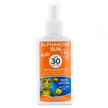 Alphanova - Kids' high protection sunscreen SPF 30 125ml