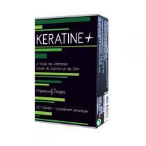 Aquasilice INNOV - Kératine+ Etui de 30 gélules