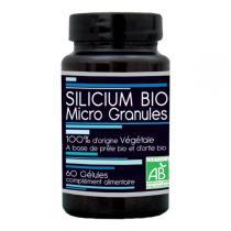 NutriVie - Silicium Bio Micro Granules 60 gélules