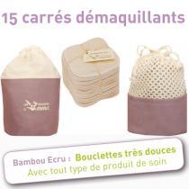 Les Tendances d'Emma - Beautiful Eco biface + pouch kit