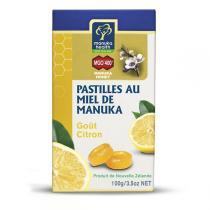 Manuka Health - Bonbons Miel de Manuka Citron 100g