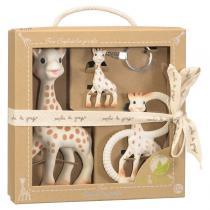 Vulli - Dreiteiliges Paket So'Pure Sophie die Giraffe