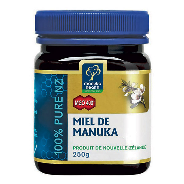 Manuka Health - Miel de Manuka MGO 400+ 250g