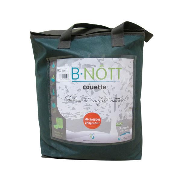 B-Nott - Couette Tencel 240 x 220 cm mi-saison 250gr