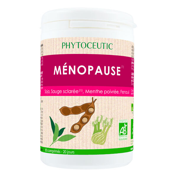 Phytoceutic - Menopause 80 comprimes