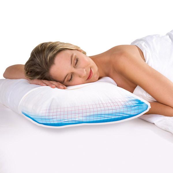 Lanaform - Almohada ergonómica de agua Aqua Pillow