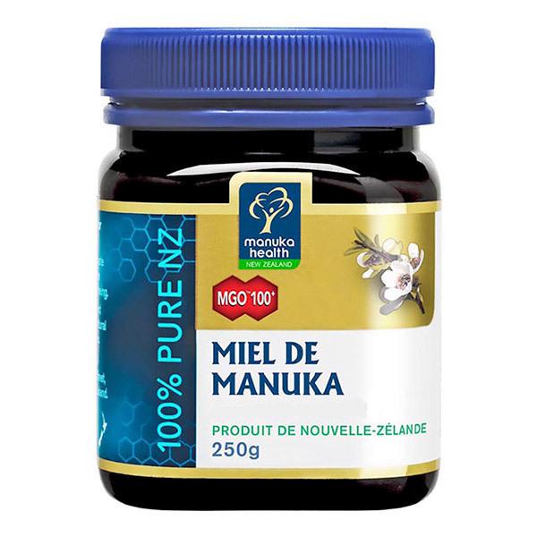 Manuka Health - Miel de Manuka MGO 100+ 250g