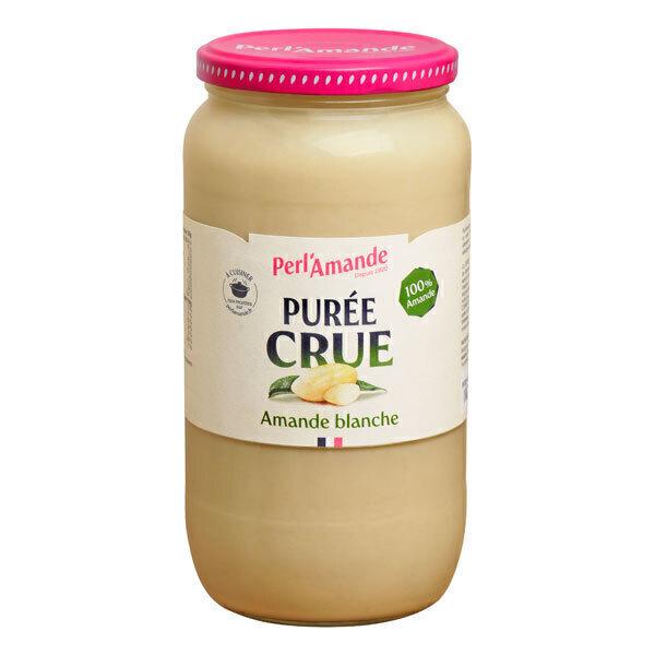 Perlamande - Purée d'amandes blanches 1kg