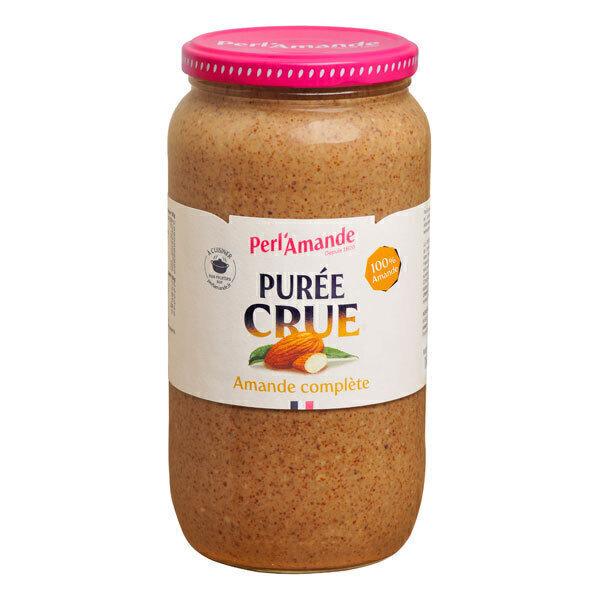 Perlamande - Purée d'amandes complètes 1kg