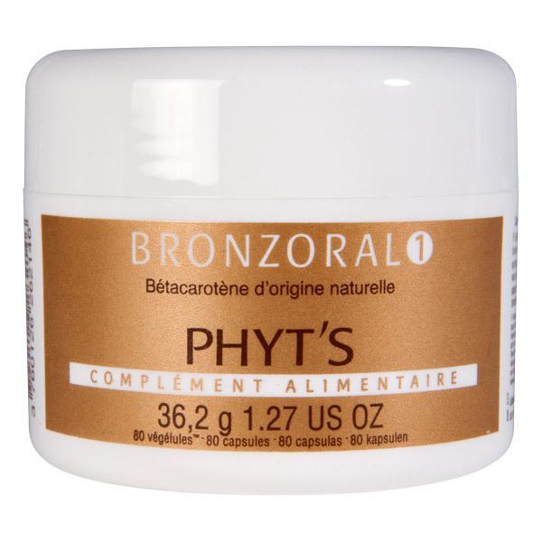 Phyt's - Bronzoral 1 - 80 Capsules