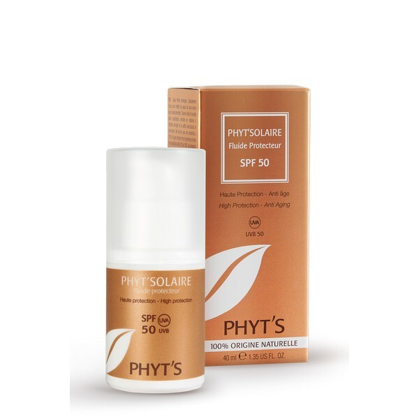 Phyt's - Fluide protecteur SPF50 Flacon 40ml