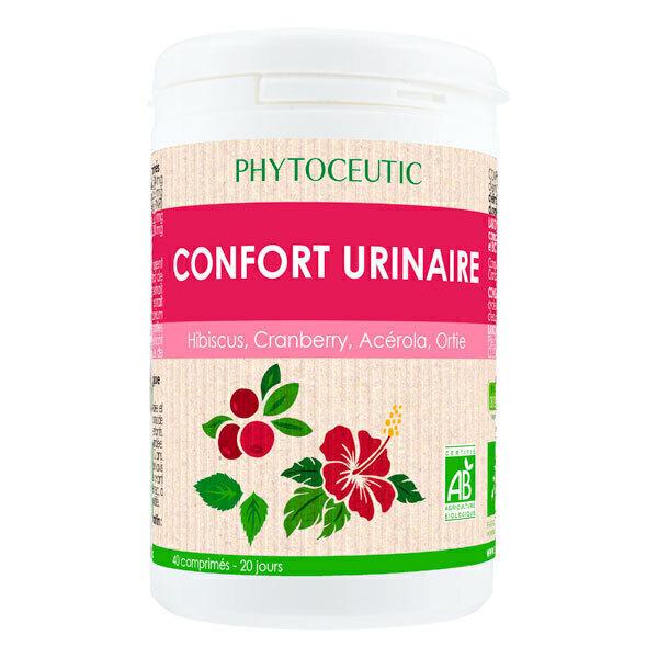 Phytoceutic - Confort urinaire Bio 40 comprimés
