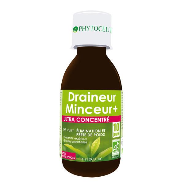 Draineur minceur Bio Flacon 200ml Phytoceutic | Acheter