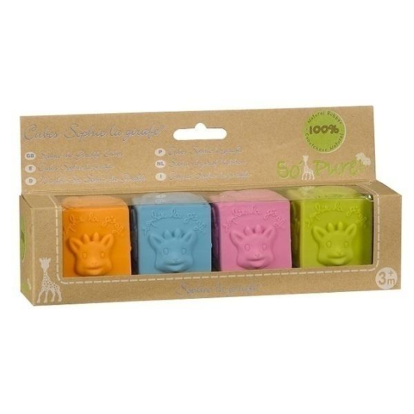 Vulli - Cubes So'Pure Sophie la Girafe