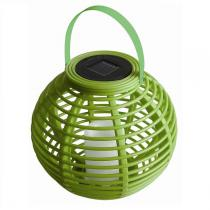 Green Corner 2 - Solar - Gartenlampe grün