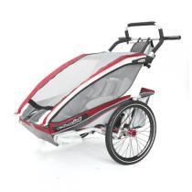 Chariot - Remorque Chariot CX2 2013 Burgundy