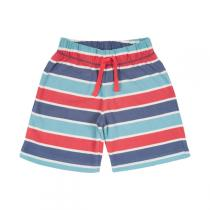 Kite Kids - Boy's Striped Shorts - 0 to 12 months