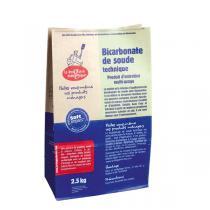 La Droguerie écologique - Bicarbonate de soude technique 2,5kg