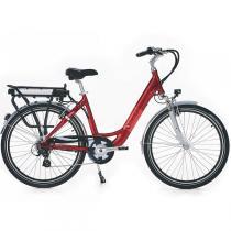 Neomouv - Vélo électrique Carlina V2017 15,4Ah Cerise