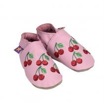 Starchild - Pantofole Pelle Cherrybomb Rosa