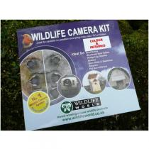 Wildlife World - HD Colour & Infrared Camera Kit