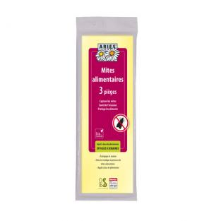 Aries - 3 Indian Meal Moths Sheets
