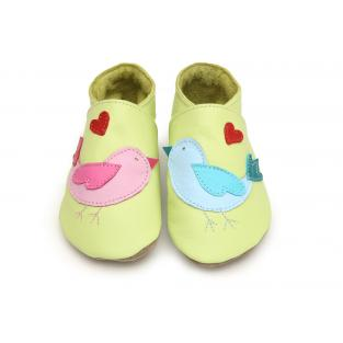 Starchild - Chaussons Lovebirds Lemon