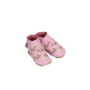 Starchild - Chaussons Rosa Baby Roses