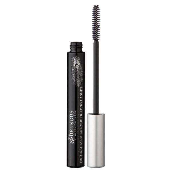 Benecos - Mascara Longueur naturel Noir 8mL