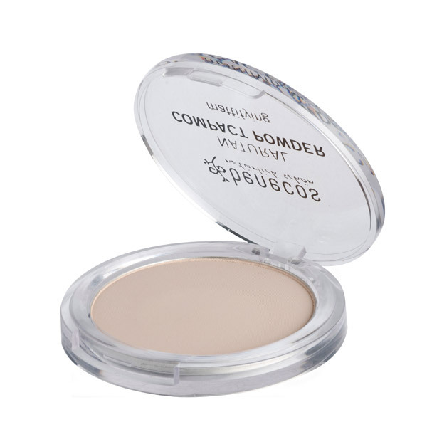 Benecos - Compact Powder 9g - Porcelain
